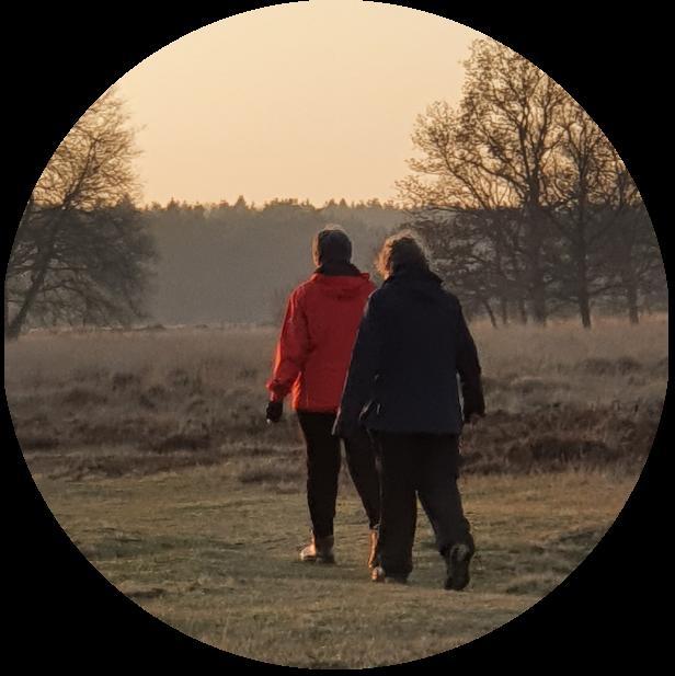 Volle Maan Wandeling Rust in de Kop Frederiksoord